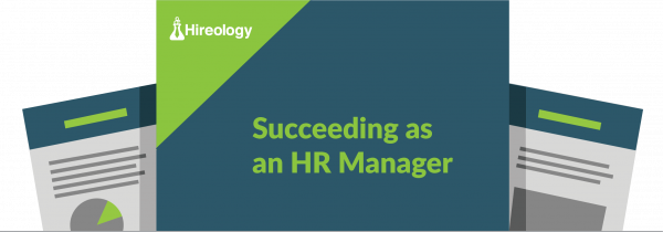 Succeeding As An HR Manager_Mini_eBook